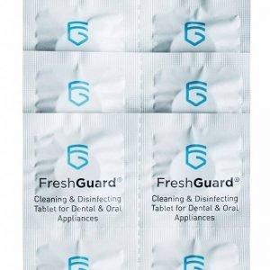 FreshGuard Reinigingstabletten – 16 tabletten