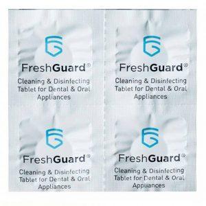 FreshGuard Reinigingstabletten – Startpakket
