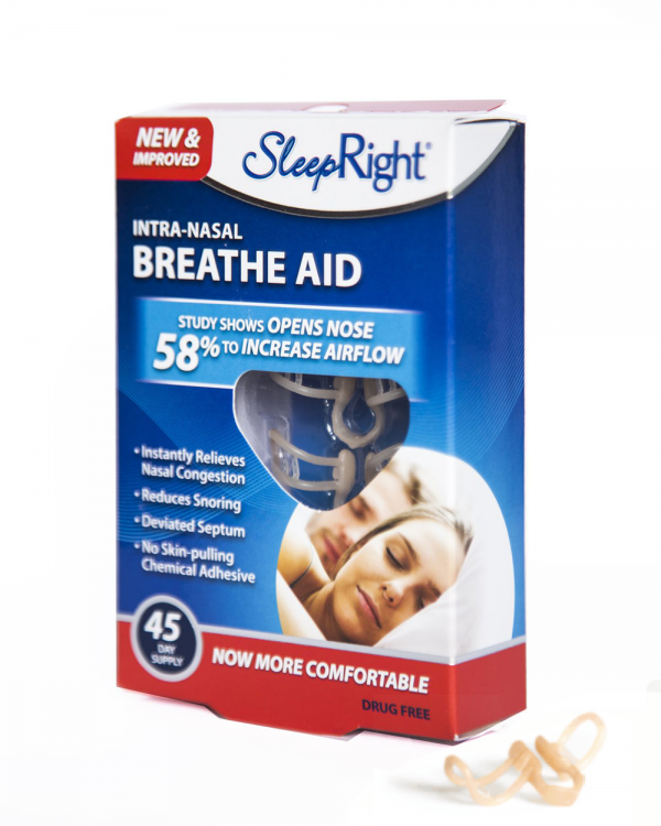 SleepRight Breathe Aid Neusspreider