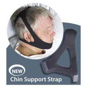 Anti Snurk Band Chin Support Strap